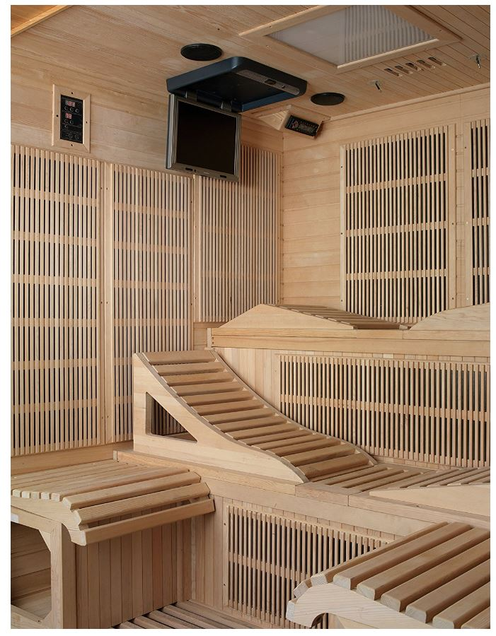 sauna reviews the ultimate buying guide may 2018. Black Bedroom Furniture Sets. Home Design Ideas